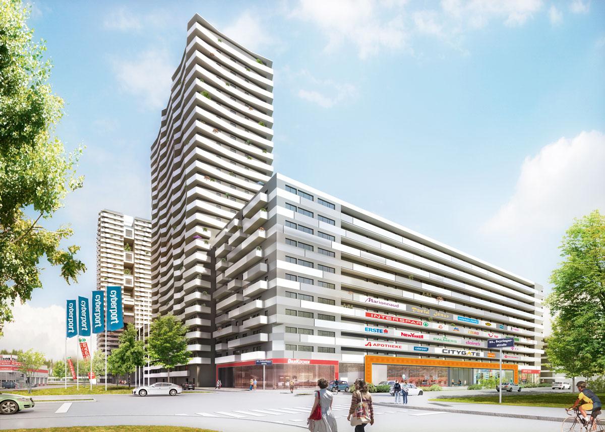 Citygate-Wien