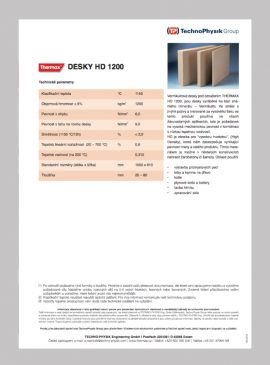 THERMAX-HD1200